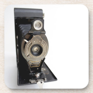 Vintage Folding Camera Coaster
