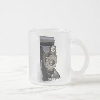 Vintage Folding Camera Mug