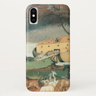 Vintage Folk Art, Noah's Ark by Edward Hicks Case-Mate iPhone Case
