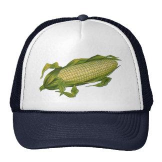 Vintage Food, Healthy Vegetables, Corn on the Cob Trucker Hat