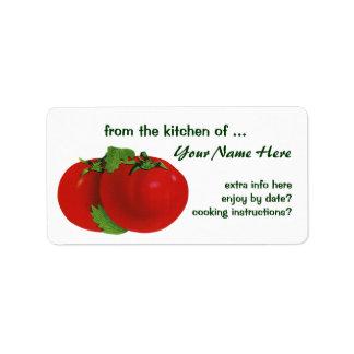 Vintage Foods, Organic Red Ripe Heirloom Tomato