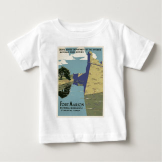 Vintage Fort Marion Baby T-Shirt