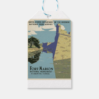 Vintage Fort Marion Gift Tags