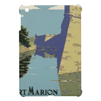 Vintage Fort Marion iPad Mini Cover