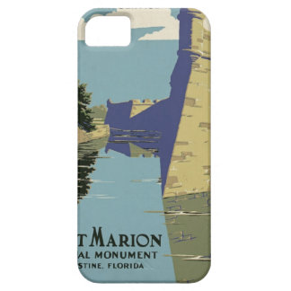 Vintage Fort Marion iPhone 5 Cases