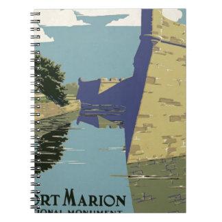 Vintage Fort Marion Notebook