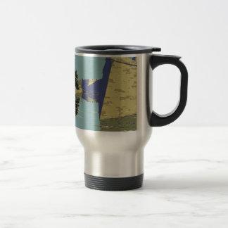 Vintage Fort Marion Travel Mug