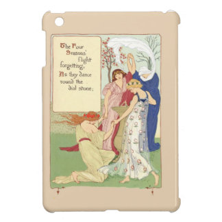 Vintage Four Seasons Ipad Mini Case