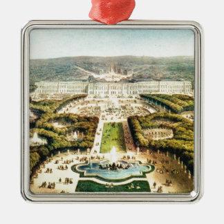 Vintage France, Palais de Versailles Metal Ornament