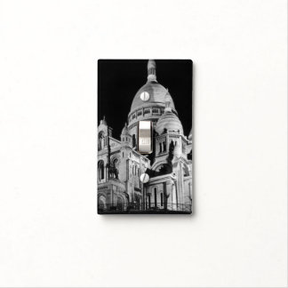 Vintage France Paris Sacre Coeur Basilica Light Switch Cover