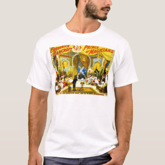 Vintage Frederick Bancroft Prince of Magicians T-Shirt