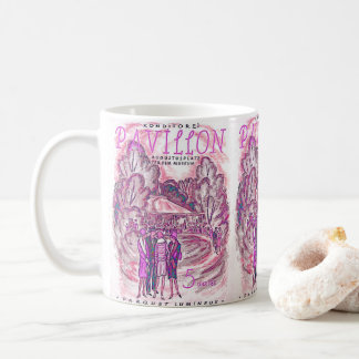 Vintage French Advertising Event Poster Coffee Mug