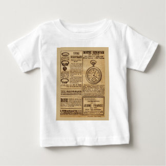 Vintage French advertisments Shirts