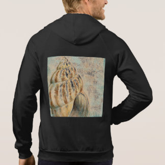 Vintage French Conch Shell Hoodie