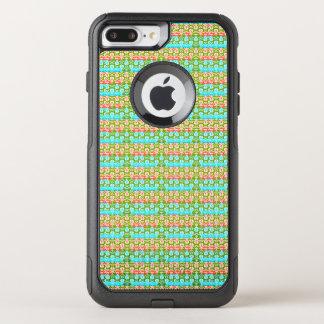 Vintage-French-Delicate-Stripes-APPLE-SAMSUNG OtterBox Commuter iPhone 8 Plus/7 Plus Case