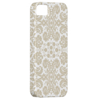 Vintage french floral art nouveau pattern case for the iPhone 5