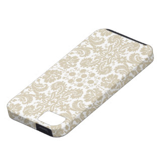 Vintage French floral inspired art nouveau iPhone 5 Cover