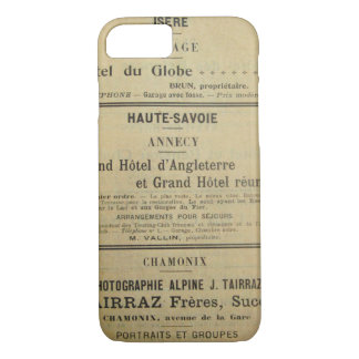 Vintage French Hotel Case