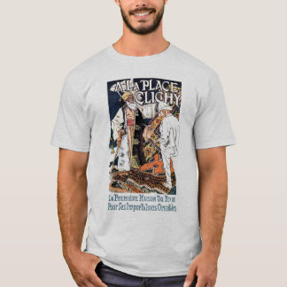 Vintage French Oriental Import business ad T-Shirt
