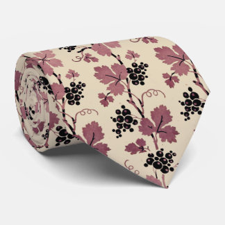 Vintage French Vine Tie