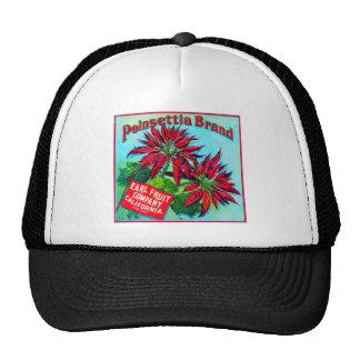 Vintage Fruit Crate Label Trucker Hat