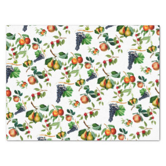 Vintage Fruit Tissue Paper