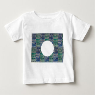 Vintage FULL Moon n Space ADD your Image Text Tee Shirt