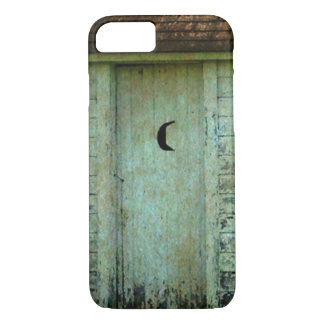 Vintage Fun: Old Outhouse Case-Mate iPhone Case
