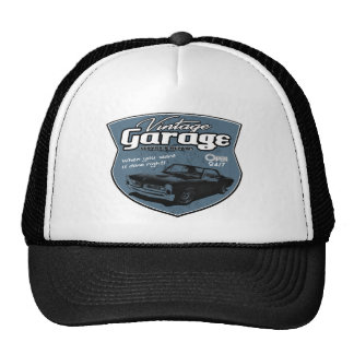 Vintage Garage GTO Trucker Hat
