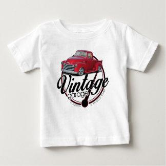 Vintage Garage Truck Baby T-Shirt