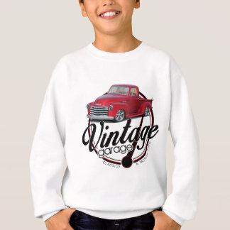 Vintage Garage Truck Sweatshirt