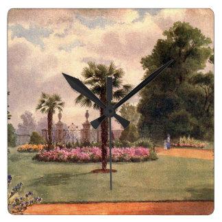 Vintage Garden Art - Martin Thomas Mower Wall Clocks