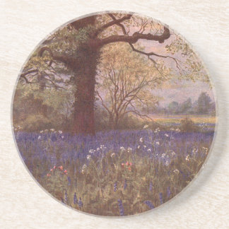Vintage Garden Art - Martin Thomas Mower Coaster
