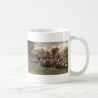 Vintage Garden Art - Martin Thomas Mower Mug