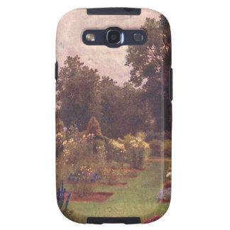 Vintage Garden Art - Martin, Thomas Mower Samsung Galaxy SIII Cover