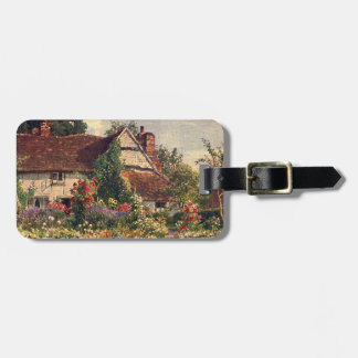Vintage Garden Art - Palmer, Harold Sutton Luggage Tag