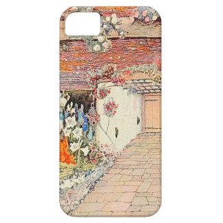 Vintage Garden Art - Proposal House iPhone 5/5S Case