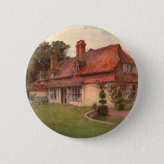 Vintage Garden Art - Tyndale, Walter 2 Inch Round Button