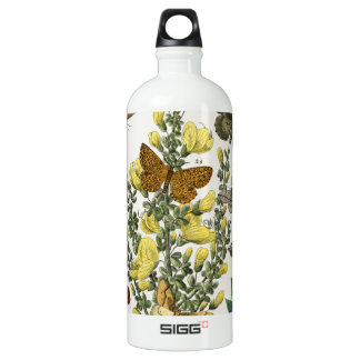 Vintage Garden Water Bottle