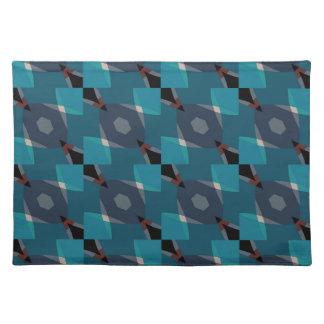 Vintage Geometric pattern Placemat
