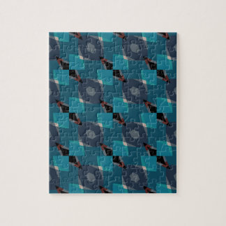 Vintage Geometric pattern Puzzle