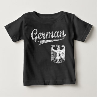 Vintage German Baseball Style Baby T-Shirt