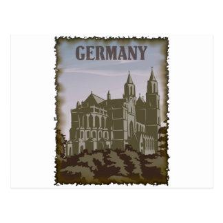 Vintage Germany Postcard