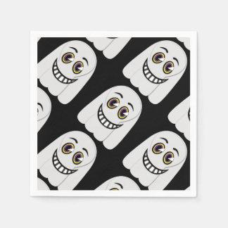 Vintage Ghost Napkins