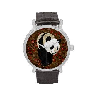 Vintage Giant Panda Poppy Watch