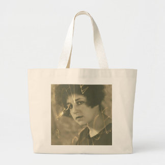 Vintage gift from The Good Old Times Jumbo Tote Bag