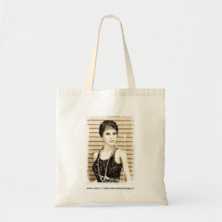 Vintage Girl, Old Photo Effect Bags
