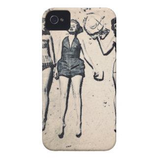 Vintage girls Blackberry Bold Cases