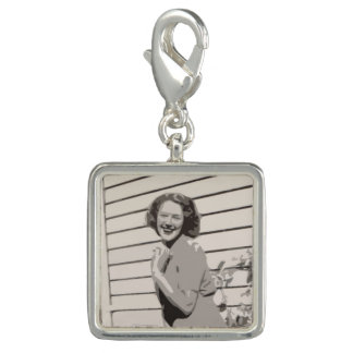 Vintage Glamour Photo Charm
