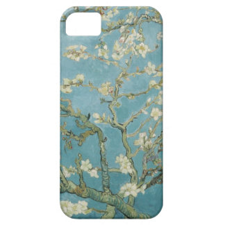 Vintage Gogh Almond Branches Park Trees Blossoms Case For The iPhone 5